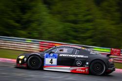 #4 Speedhunters Team WRT Audi R8 LMS Ultra: Oliver Jarvis, Edward Sandström, Andrea Piccini, Allan Simonsen