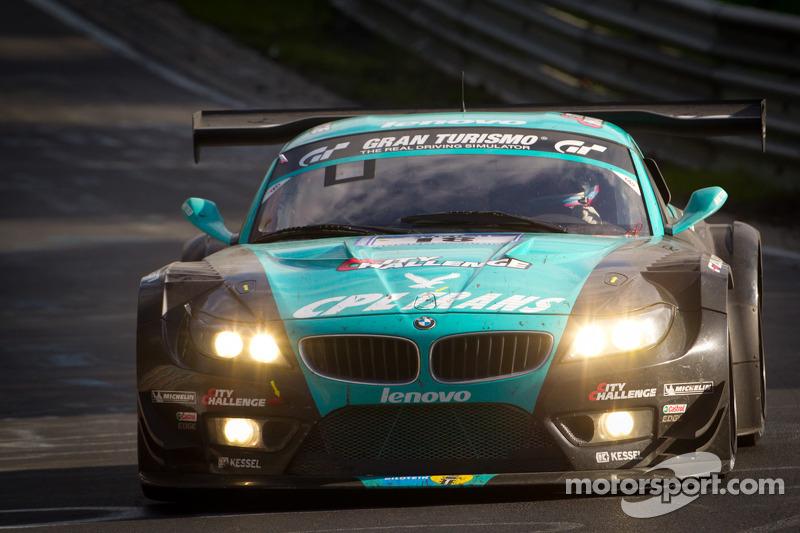#18 Vita4one Racing Team BMW Z4 GT3: Pedro Lamy, Marco Wittmann, Jens Klingmann, Richard Göransson