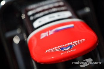 Marussia F1 Team MR01 nosecone