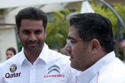 Nasser Al-Attiyah, Qatar World Rally Team