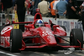 Dario Franchitti, Target Chip Ganassi Honda