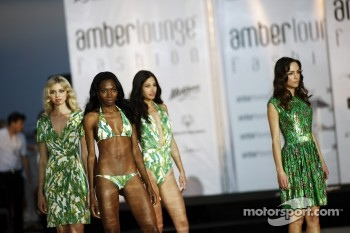 The Amber Lounge Fashion Show
