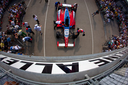 Car of James Jakes, Dale Coyne Racing Honda