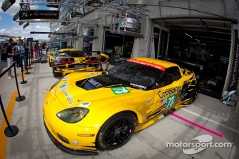 #73 Corvette Racing Chevrolet Corvette C6 ZR1
