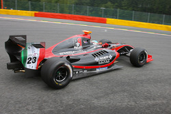 #23Comtec Racing: Vittorio Ghirelli