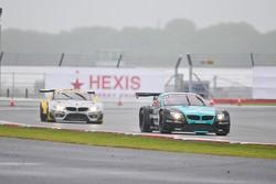 #66 Vita4One Racing Team BMW Z4 GT3: Greg Franchi, Frank Kechele, Adam Carroll
