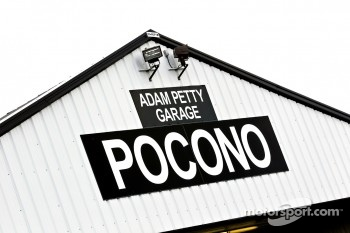 Adam Petty garage