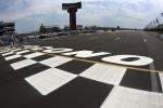 Pocono track walk