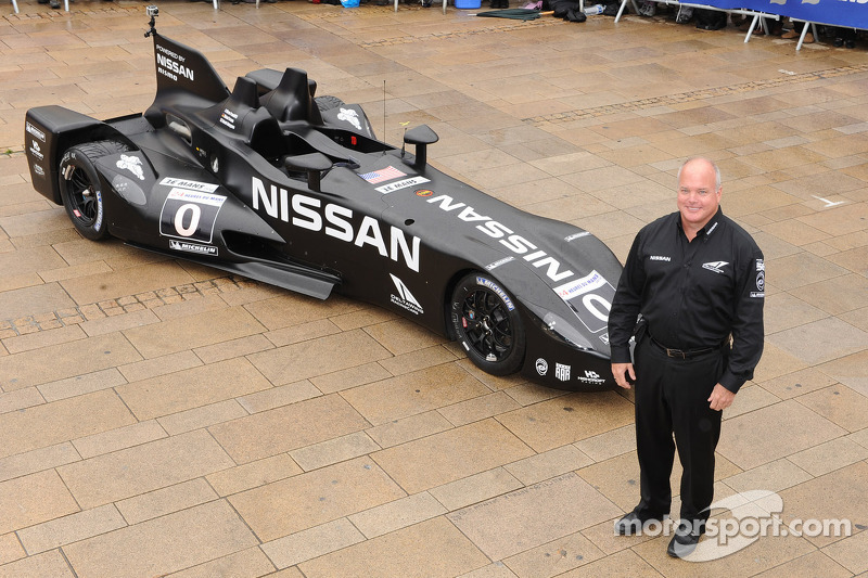 #0 Highcroft Racing Delta Wing Nissan: Duncan Dayton