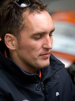 Autograph session: Franck Montagny