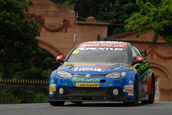 Jason Plato, MG KX Mometum Racing