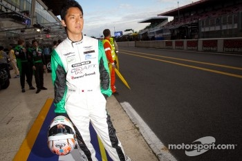 Aston Martin Le Mans Festival: Tomonobu Fujii