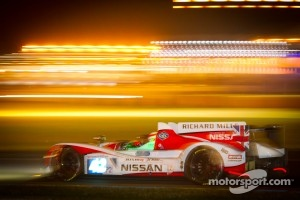 Nissan presence in Le Mans 24 Hour