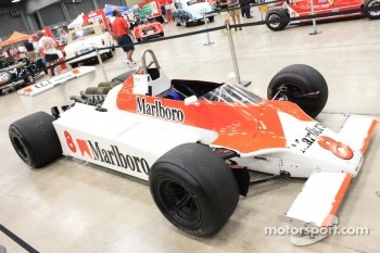 1980 McLaren M29C originally campaigned by Alain Prost