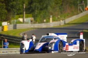 #8 Toyota Racing Toyota TS 030 - Hybrid