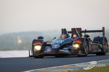 #33 Level 5 Motorsports HPD ARX 03b Honda: Scott Tucker, Christophe Bouchut, Luis Diaz