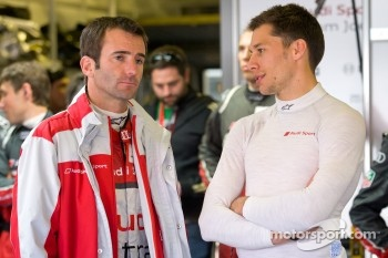 Romain Dumas and Loic Duval