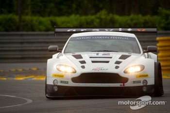 Aston Martin Le Mans Festival: Frank Yu, Tomonobu Fujii