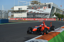 Dmitry Suranovich, Marussia Manor Racing