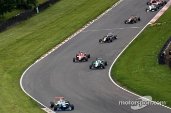 Harry Ticknell leads Jazeman Jaafar