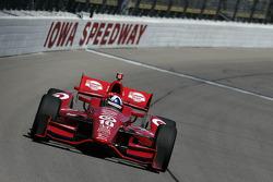 INDYCAR: Dario Franchitti, Target Chip Ganassi Racing Honda