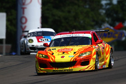 #40 Dempsey Racing Visit Florida Mazda RX-8:  Joe Foster, Patrick Dempsey