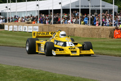Rene Arnoux in Renault RS01