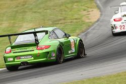 #34 Green Hornet Racing Fusion Porsche 911 GT3 Cup: Peter LeSaffre, Damien Faulkner