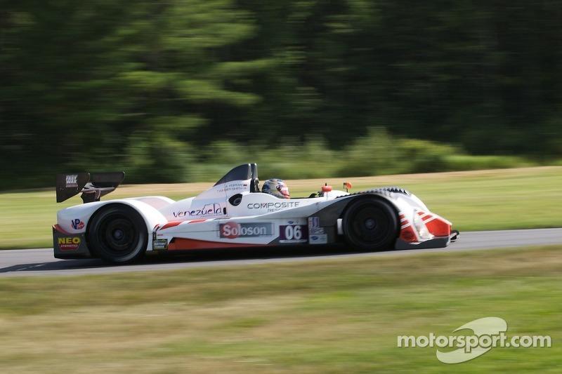 #06 CORE Autosport Oreca FLM09 Chevrolet: Alex Popow