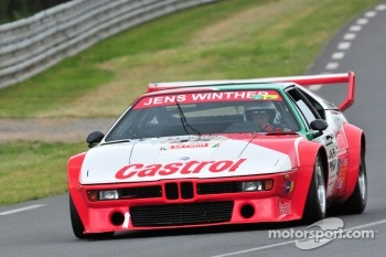 #45 BMW M1: Jean Claude Basso, Pierre Desnos