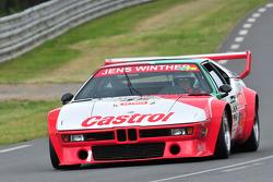 #45 BMW M1: Jean Claude Basso, Pierre Desnos
