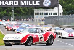 #49 Chevrolet Corvette: Franck Metzger, Julien Piguet