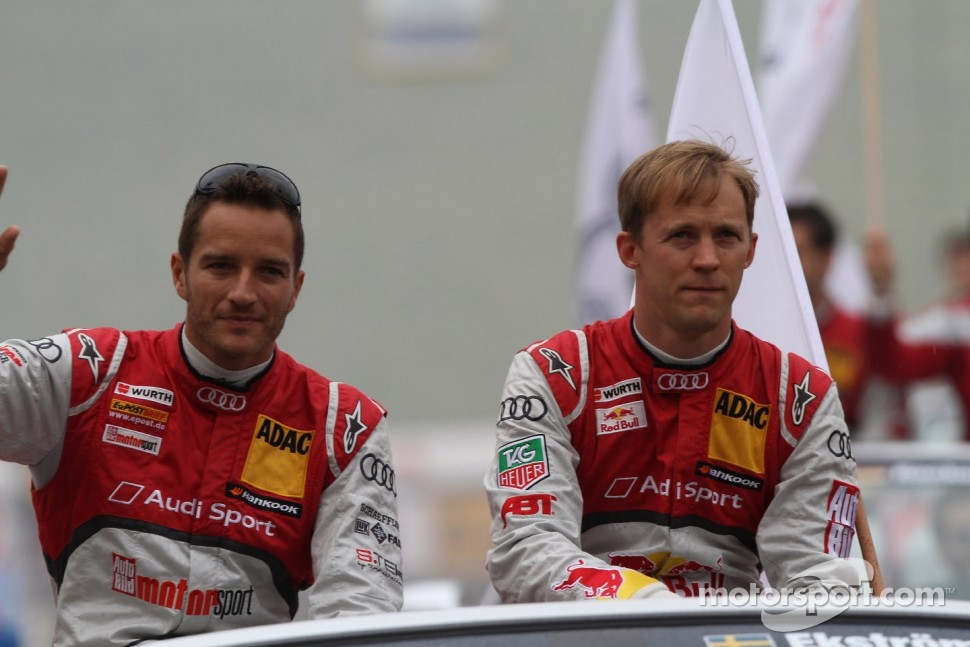Timo Scheider, Audi Sport Team Abt Sportsline, Audi A5 DTM