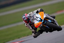 #74 Gearzy / Josh Galster Racing, Yamaha YZF-R6: Josh Galster