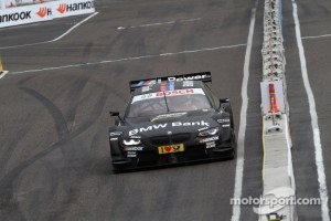 Bruno Spengler in the BMW Bank M3 DTM, BMW Team Schnitzer