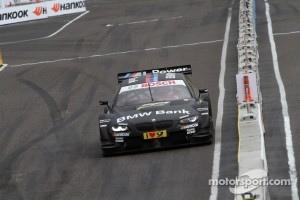 Bruno Spengler in the BMW Bank M3 DTM, BMW Team Schnitzer