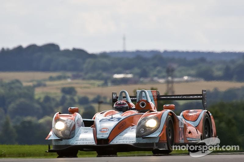 #24 Oak Racing Morgan Judd: Jacques Nicolet, Matthieu Lahaye