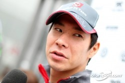 Is about Kamui Kobayashi seat in Sauber F1 car that they are talking about?