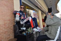 Autograph session, Alberto Cerqui, BMW 320 TC, ROAL Motorsport