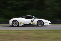 #47 Ferrari of Houston 458CS: Darren Crystal