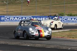 #05 1962 Porsche 356B :Edmond Russ