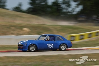 #151 1972 MG MBG/GT V8: James Fletcher