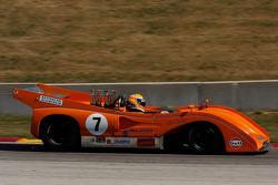 #7 1971 McLaren M8F: Mike Dunkel