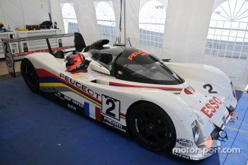 Peugeot 905 - sadly did not race