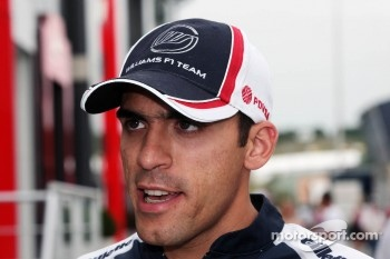 Pastor Maldonado, Williams