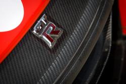 #23 Nismo Nissan GT-R car detail