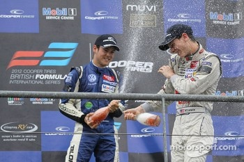 Tom Blomqvist, Michael Lewis