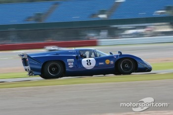 Meins/Lillingston-Price - Lola T70 Mk3 B