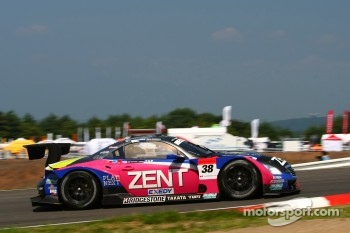 #38 Lexus Team Zent Cerumo Lexus SC430: Yuji Tachikawa, Kohei Hirate