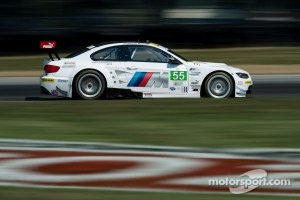 #55 BMW Team RLL: Jorg Müller, Bill Auberlen